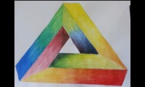 Impossible Triangle Picture